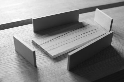 Cedar Box Parts